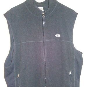 North Face fleece vest. Men's XL. Good Condition.